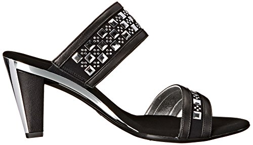 Black Onex Chess O Sandal NEX Women's Dress pan55wYqOR