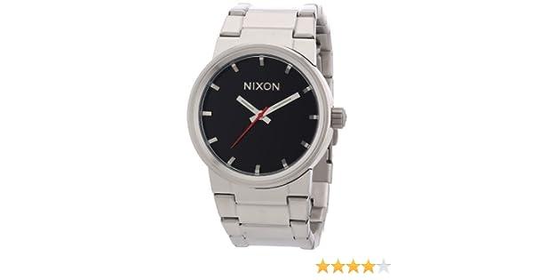 Nixon A160000-00 - Reloj analógico de cuarzo para hombre con ...