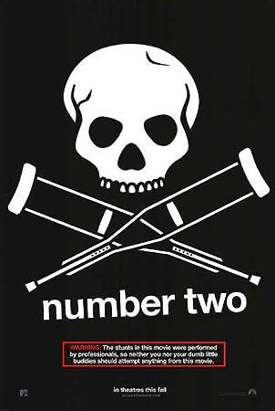 Amazon.com: Jackass: Número Dos Cartel de cine, Película ...