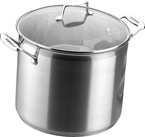 Impact Covered Stockpot 11.0 L