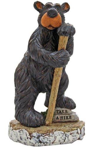 wooden bears - 7