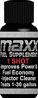 CleanBoost® MaxxTM 1oz Fuel Treatment for Gas & Diesel Fuel - Treats up to 30 Gallons