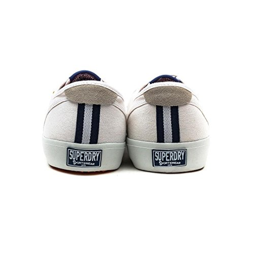 Superdry Low Pro Sneaker Homme Baskets Mode Blanc