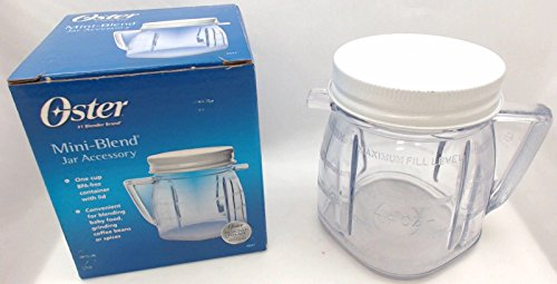 Oster Mini Blend Jar Accessory, 004937-000-NP0
