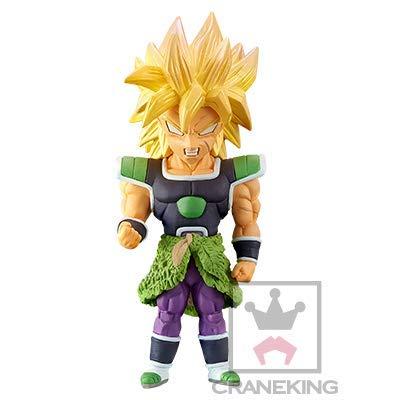 Broly Banpresto Dragon Ball Super Movie World Collectable Figure Vol 3