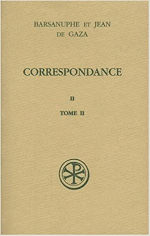 Book La correspondance. volume II tome II (sc nø451)