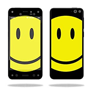Mightyskins Protective Skin Decal Cover for Amazon Fire Phone wrap sticker skins Smiley Face