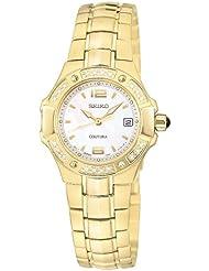 Seiko Womens SXD694 Coutura Diamond Watch