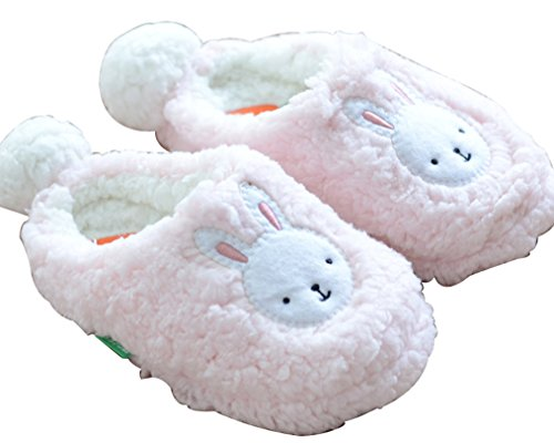 Blubi Women's Fashion Novelty Slippers Classic Bunny Slippers