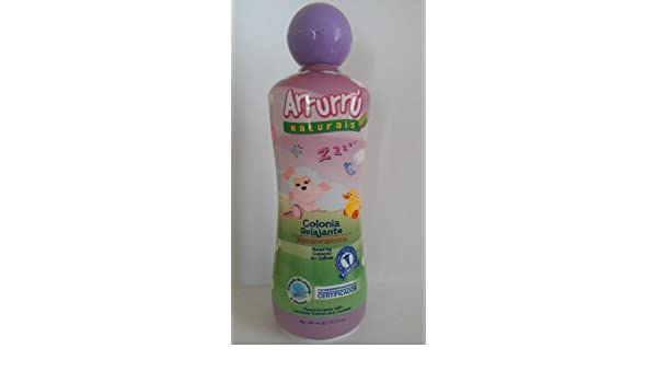 Arrurru Naturals Relaxing Cologne for Babies~Arrurru Colonia Relajante 13.5 oz by BELLEZA EXPRESS,JAMUNDI,COLOMBIA: Amazon.es: Salud y cuidado personal