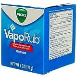 Vicks VapoRub Ointment 6 oz