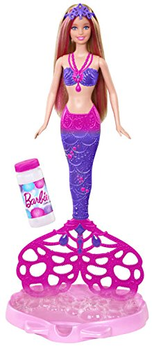 (Barbie Bubble-Tastic Mermaid)