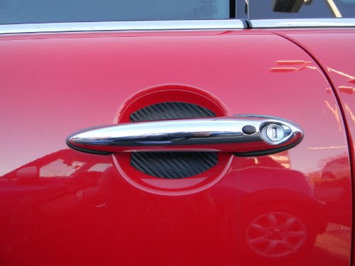 Cupeez For Cars Mini Cooper Auto Accessories Door Handle