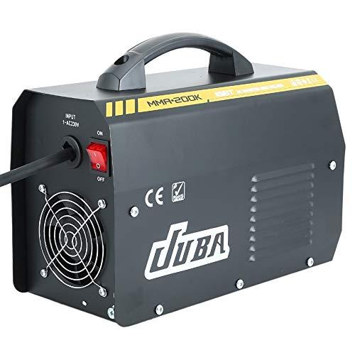 Yogasada Inversor máquina de Soldadura Profesional de MMA-200 Equipo de Soldadura Duradero IGBT MMA máquina de Soldadura Trabajo del Metal de la Herramienta ...