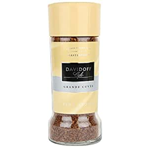 Davidoff Cafe Fine Aroma Instant Coffee, 3.5-Ounce Jars (Pack of 2)