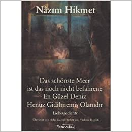 Gedichte turkisch deutsch nazim hikmet