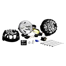 KC HiLiTES 490 Rally 400 4-Inch, 55W Driving Light System