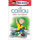 Caillou - Caillou the Explorer