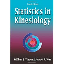 Statistics in Kinesiology: Fourth Edition