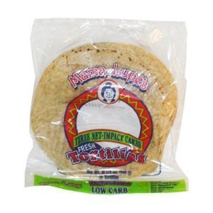 Mama Lupe Low Carb Tortillas - Pack of Three