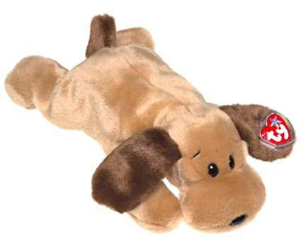 1c5b476a06a Image Unavailable. Image not available for. Color  TY Beanie Buddy - BONES  the Dog