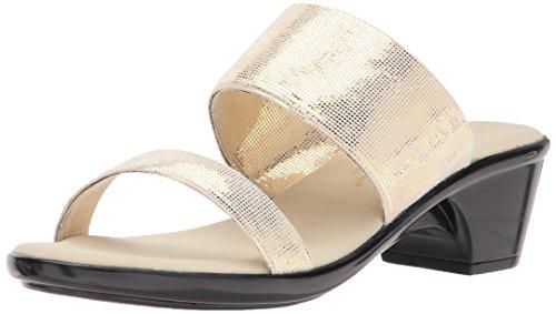 O NEX Harper Heeled Women's Onex Platinum Sandal ZZqwrvgSp