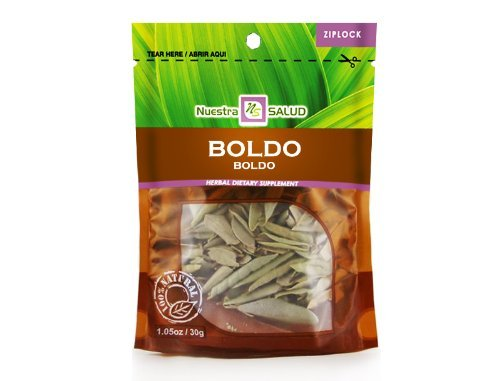 Boldo Leaves Herbal Tea 3 Pack Ns (Boldo Leaves)