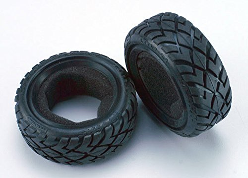 """Traxxas Bandit 1/10th buggy 2.2"""" anaconda front tires (one pair) TRA2479"""