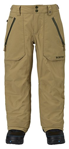 Burton Youth Gore-TexStark Pant, Kelp, X-Large by Burton