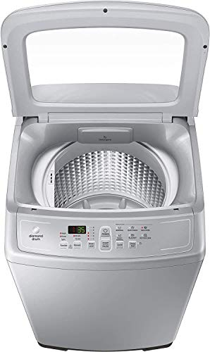 Samsung 6.2 kg Fully-Automatic Top load Washing Machine (WA62M4100HY/TL, Imperial Silver, Center Jet Technology) Discounts Junction