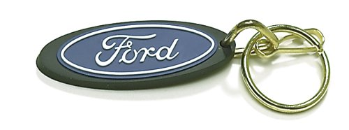 Plasticolor 4138 Ford Oval Key Chain