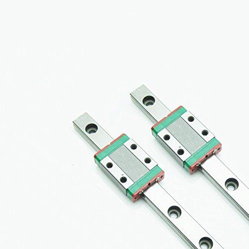 Hiwin linear rail 12mm
