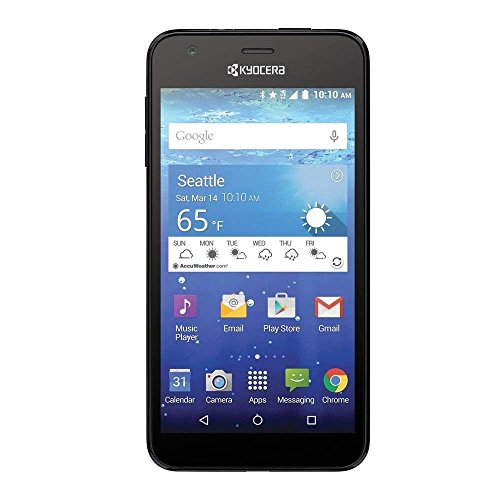 Kyocera Hydro Wave C-6740 4G LTE Smartphone (Simply Prepaid T-Mobile) by Kyocera