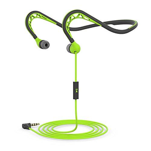 MUCRO Wired Headphones In-ear Sports Headphones for Running, Behind the Neck Headphones,...