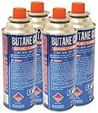 Sherwood Agencies Ltd - Rechange de gaz en canettes - x 4 - butane