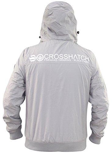 Grigio Crosshatch Uomo Cs11 cloudburst Snapton Cappotto HrfxZnH1tw