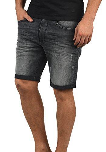 Grey76209 LukeJeans Da Denim Shorts Dark Blend Uomo iukTXZwOP