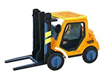 Robotime 3D Puzzle Wooden Painting Forklift Craft Kit DIY Educational & Learning Toy for Kids