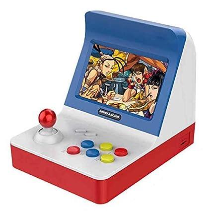 2d2ef97d0ad7 Amazon.com  Julyfox Mini Arcade Games Machine Portable