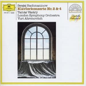 Rachmaninov: Pno Cons 2 & 4