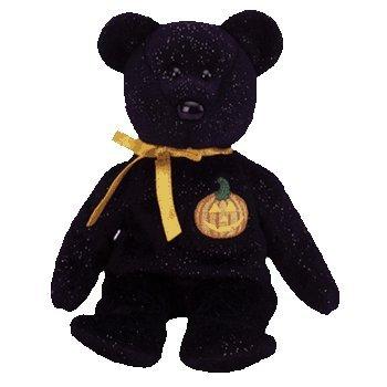 Ty Beanie Baby Plush ( Teddy Bear / Haunt )