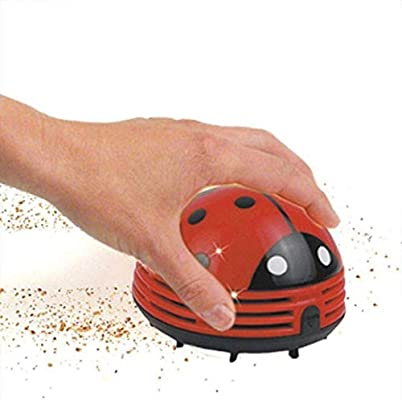 Techrace Lindo Mini Escarabajos Esquina Mesa De Escritorio Polvo ...
