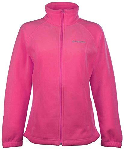 Columbia Women's Sawyer Rapids 2.0 Fleece Jacket-French Rose-XL