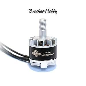 BrotherHobby T1 Tornado 1407 3600kv FPV Quad Motor For FPV Racing