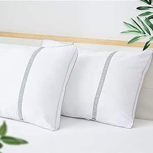 BedStory Cojines para colección de colección Hotel: Amazon ...
