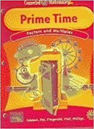 Book Connected Mathematics 2: Prime Time / Factors and Multiples by PRENTICE HALL (2005)