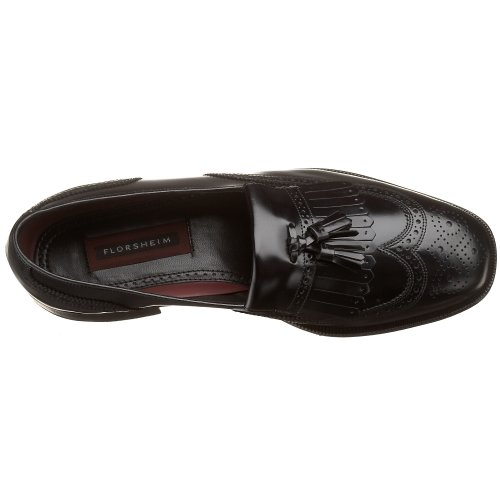 Florsheim Heren Lexington Kilty Kwastloaf Zwart