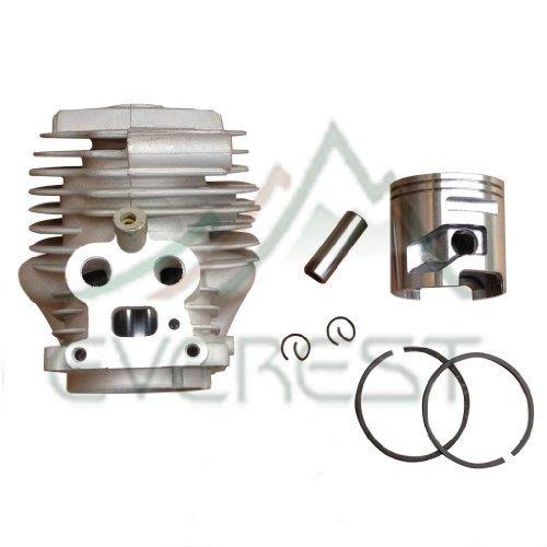 Everest Parts Supplies New Cylinder Piston Kit Fits Husqvarna Partner K750 K760 51mm for OEM 520757304