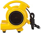 Shop-Air a Shop-Vac Company 1030300 200 CFM Air Mover, Yellow