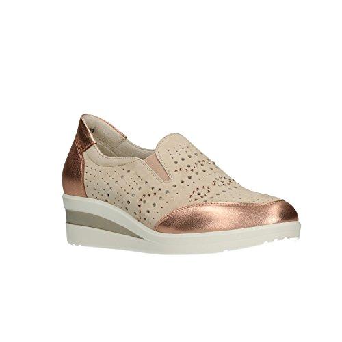 Baskets Femme Rose Pour Melluso R20123 gpRqwOAq